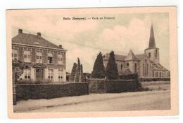 Halle (Kempen)  -  Kerk En Pastorij - Zoersel