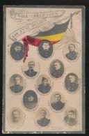 OORLOG 1914 - KLUIZEN - VOOR GOD EN VADERLAND 1914-191! ROEMVOL EN DANKBAAR AANDENKEN ONZER GELIEFDE CLUYSENDE SOLDATEN - Décès