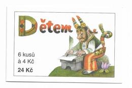 1998 MNH  Ceska Republika, Booklets Mi  187-8 - Czech Republic