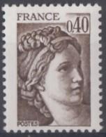 N° 2118 A - X X - Sans Phosphore - ( F 397 ) - 1977-81 Sabine Of Gandon