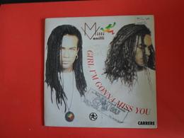 VINYLES   45 T  Milli Vanilli    Girl I'm Gonna A Miss You - Soul - R&B