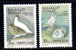APR467 - GROENLANDIA 1987 , Unificato N. 164/165  ***    (2380A) - Isole Faroer