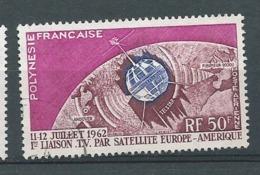 Polynésie Française  - Aerien -  Yvert N° 6 Oblitéré  -   Po 62803 - Oblitérés