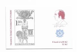 2004 MNH  Ceska Republika, Booklets Mi  386  MH113 - Tchéquie