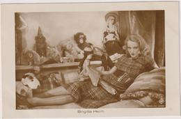 Brigitte Helm.Ross Edition.Nr.5502/1 - Actors