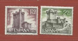 Espagne N° 1541 - 1543 - 1961-70 Neufs