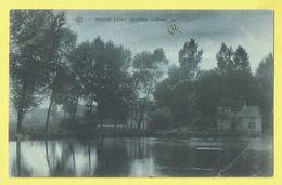 * Sint Genesius Rode - Rhode Saint Genese (Vlaams Brabant) * (SBP, Nr 1) étang, Vijver, Lac, Quai, Canal, Unique, TOP - St-Genesius-Rode