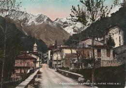 PIEDICAVALLO - Entrata Al Paese ( 1050  S.m.) - Vercelli