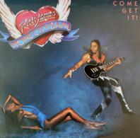 * LP *  RICK JAMES - COME GET IT ! (USA 1978 EX) - Soul - R&B