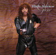 * LP *  RICK JAMES - GLOW (Germany 1985) - Soul - R&B