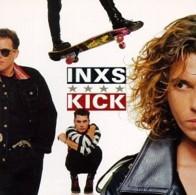 * LP *  INXS - KICK  (Holland 1987 NM!!!) - Rock