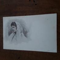 Cartolina Postale Illustrata 1899, Venezia, Ritratto - Illustrators & Photographers