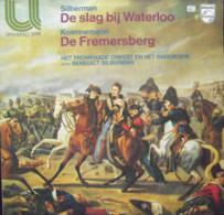 * LP *  SILBERMAN: DE SLAG BIJ WATERLOO - HET PROMENADE ORKEST - Klassiekers