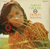 * LP *  ASTRUD GILBERTO - BEACH SAMBA - Jazz