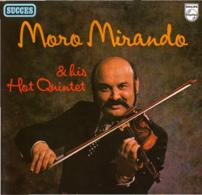 * LP *  MORO MIRANDO & HIS HOT QUINTET - Wereldmuziek
