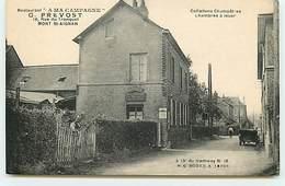 MONT SAINT-AIGNAN - 16 Rue Du Tronquet - G. Prevost - Restaurant A Ma Campagne - Mont Saint Aignan