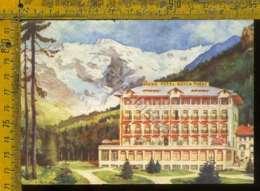 Aosta Gressoney La Trinitè - Aosta