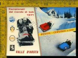 Aosta Breuil Cervinia - Aosta