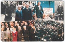 GERMANY O-Serie A-640 - 554 04.93 - Politicians - MINT - O-Series: Kundenserie Vom Sammlerservice Ausgeschlossen