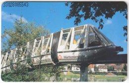 GERMANY O-Serie A-721 - 520 02.93 - Event, Expo '93, Stuttgart - Used - O-Series: Kundenserie Vom Sammlerservice Ausgeschlossen