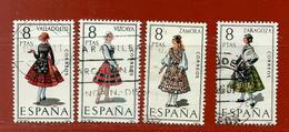 Espagne N° 1670 - 1671 - 1672 - 1673 - 1931-Aujourd'hui: II. République - ....Juan Carlos I