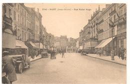 Niort - Rue Victor Hugo - CPA° - Niort