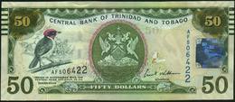 TRINIDAD & TOBAGO - 50 Dollars 2006 UNC P.50 - Trinidad En Tobago