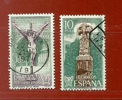 Espagne N° 1704 - 1706 - 1931-Aujourd'hui: II. République - ....Juan Carlos I