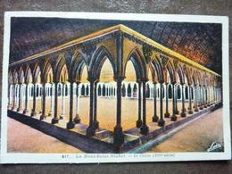 LE MONT SAINT MICHEL  Le Cloître  TBE - Le Mont Saint Michel