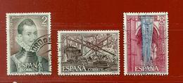 Espagne N° 1708 - 1709 - 1710 - 1931-Aujourd'hui: II. République - ....Juan Carlos I