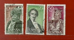 Espagne N° 1725 - 1726 - 1727 - 1931-Aujourd'hui: II. République - ....Juan Carlos I