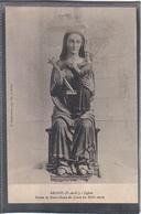 Carte Postale 62. Ardres Statue De Notre Dame De Grace  Intérieur De L'église Très Beau Plan - Ardres