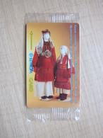 GPT Magnetic Phonecard,60BULA Festive Costumes,mint In Blister - Bulgaria