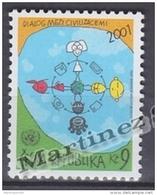 Czech Republic - Tcheque 2001 Yvert 289 - Dialogue Among Civilizations  - MNH - Tchéquie