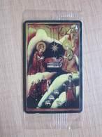 GPT Magnetic Phonecard,61BULC Christmas,mint In Blister - Bulgaria