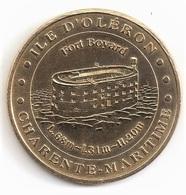 Monnaie De Paris 17 Saint Denis D'Oléron - Fort Boyard 2004 - Monnaie De Paris