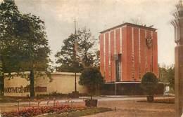 Belgique - Anvers - Antwerpen - Carte Postale Officielle Exposition Internationale De 1930 - La Norvège Et L'Avenue Des - Antwerpen