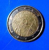 Finland 2 Euro Coin 2013 UNC The Nobel Laureate Frans Eemil Sillanpää  Circulated - Used - Finlande