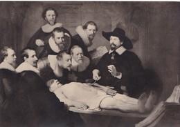 Rembrandt Harmensz.  VAN RIJN (1606-1669) De Anatomische Les   ECHTES  FOTO - Museen