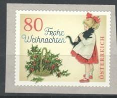 """Österreich 2018: """"Weihnachten 2018 - Modern ' """" (siehe Foto/Scan) - 1945-.... 2ª República"""