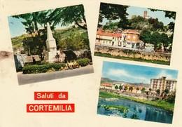 9401-SALUTI DA CORTEMILIA(CUNEO)-FG - Saluti Da.../ Gruss Aus...