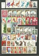 URSS. 1980. Année Complète Neuve - 1923-1991 USSR