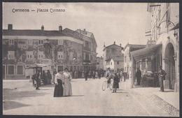 Italia  -  CORMONS, Piazza Cumano - Gorizia