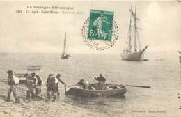 22 - LA BRETAGNE PITTORESQUE - LE LEGUE SAINT BRIEUC - Retour De Peche En 1910 - Saint-Brieuc