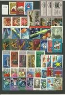 URSS. 1978. Année Complète Neuve Avec Poste Aérienne - 1923-1991 URSS
