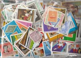 Paraguay Briefmarken-1.200 Verschiedene Marken - Paraguay