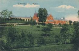 CPA - Belgique - Xhignesse - L'Eglise - Hamoir