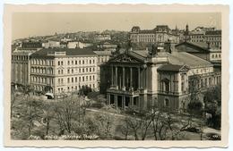 PRAG : NEUES DEUTSCHES THEATER / POSTMARK - PROTEKTORAT BOHMEN UND MAHREN - CECHY A MORAVA, 1939 - Czech Republic