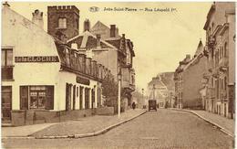 JETTE-SAINT-PIERRE - Rue Léopold Ier - Jette
