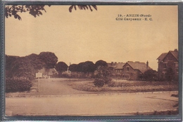Carte Postale 59. Anzin Cité Carpeaux  Très Beau Plan - Anzin